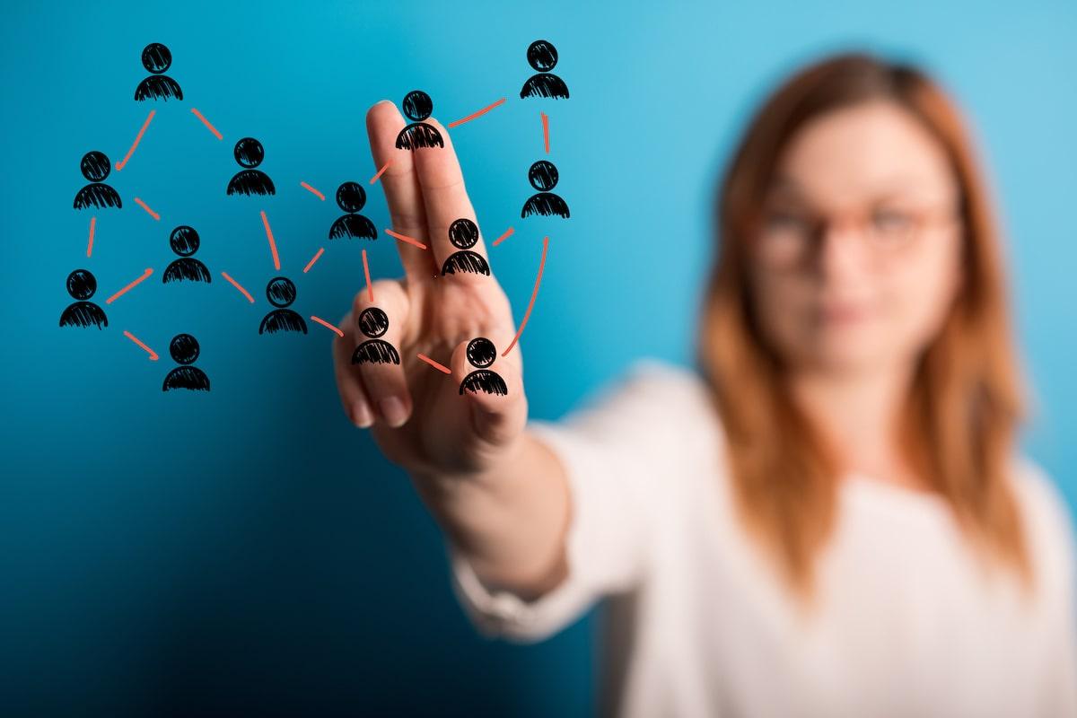 Virtual team and leadership skills